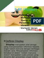 Display (Poster)