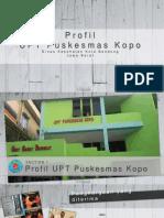 Profil Upt Puskesmas Kopo