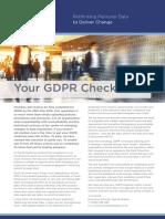 GDPR Checklist MLD Final