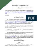 Regulamento Da Lei de Promoção de Oficiais