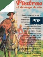 Batalla de Las Piedras - El Escolar