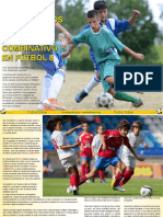 Ejercicios Para Trabajar La Coordinacion y La Tecnica en El Futbol Base