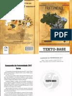 Texto Base Biomas Campanha Fraternidade 2017