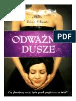 Schwartz Robert - Odważne dusze.pdf