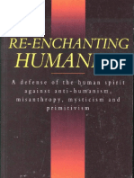 Re-Enchanting Humanity - Murray Bookchin