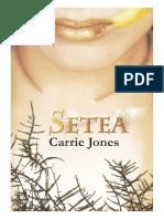 Carrie Jones - Setea