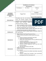 SPO-pemberian Informasi Pelayanan