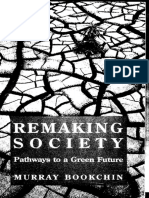 Murray Bookchin - Remaking Society