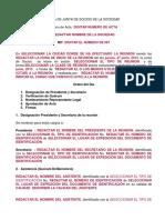 Nombramiento Representante Legal Colombia