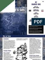 Blood & Guts - War on Terror