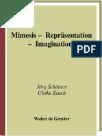 Mimesis representation imagination