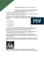 Estructura De Chacarera.docx