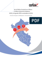 Avances de la politica sectorial en el marco de a politica general de gobierno.pdf