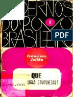 JULIAO, F. - que são as ligas camponesas