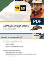 Motoniveladoras Serie M_1