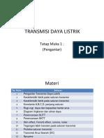 Materi Lengkap Transmisi