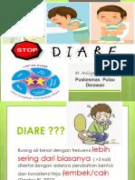 Penanggulangan Diare Pkm