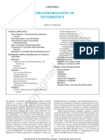 S2_Ch06_Biotransformation Of Xenobiotics