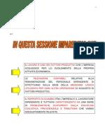 Corso di contabilità e bilancio SESSIONE - 5