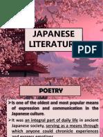 Japanese Lit Presentation