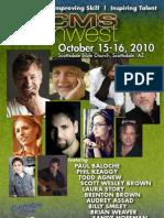 CMS Southwest 2010 - Conference Program