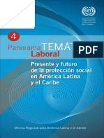 Presente y futuro de la protección social en América Latina y el Caribe