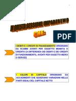 Corso di contabilità e bilancio SESSIONE - 7