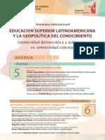 Universidad Democratica Autonoma VOLANTE