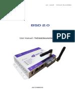 Bsd2.0 Technical Documentation en d2017
