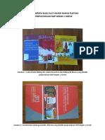 Foto Beberapa Buku Alat Seleksi Bahan Pustaka