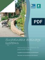 Sustainable Drainage Syatems