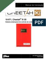 PTBR-06-369 Cheetah Xi 50 Install Manual