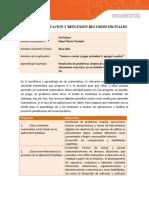 Pauta Evaluación Aplicaciones NT1 y NT2 U III