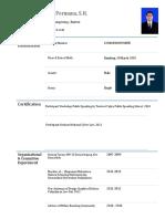Curriculum Vitae - Galih Ramdhan Permana.docx