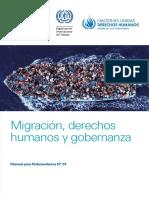 Informe Migrantes Mexico 2013