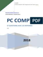 57 Questions Avec Les Reponses Sur Pc Compta 2018