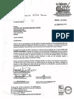 Oficio y Respuesta Empresa Segurtronic Ltda