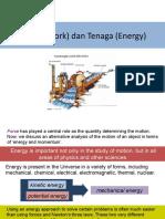 Ch 5 Kerja Dan Energi