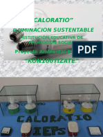 Proyecto Electricaribe Prosocial 2012