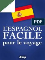 Espagnol Pour Le Voyage