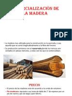 Comercializaciòn de La Madera