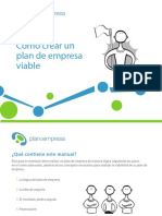 Manual - cómo crear un plan de empresa viable