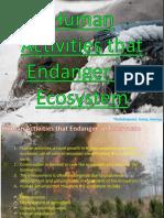 Human Activities that Endanger an Ecosystem.pptx