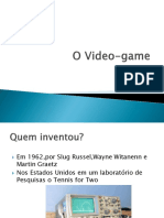 O video-game