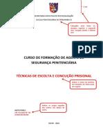 Modelo Capa de Apostila CFASP 2018
