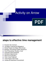 Slide 6 Activity on Arrow