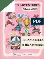 Dunno's Adventures Nikolai Nosov 13