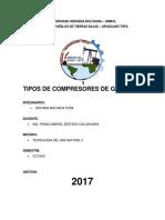 Tipo de Compresores (Giovana Machaca)