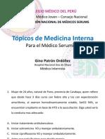 Topicos Medicina Interna Serums