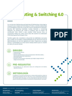 CCNA Routing & Switching 6.0 (4 Módulos)